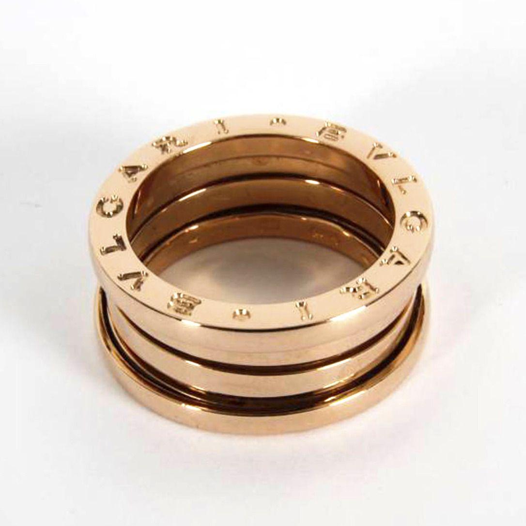 diseñador de moda ae227 43b04 Descubre alguno de los anillos #Bvlgari que puedes encontrar ...