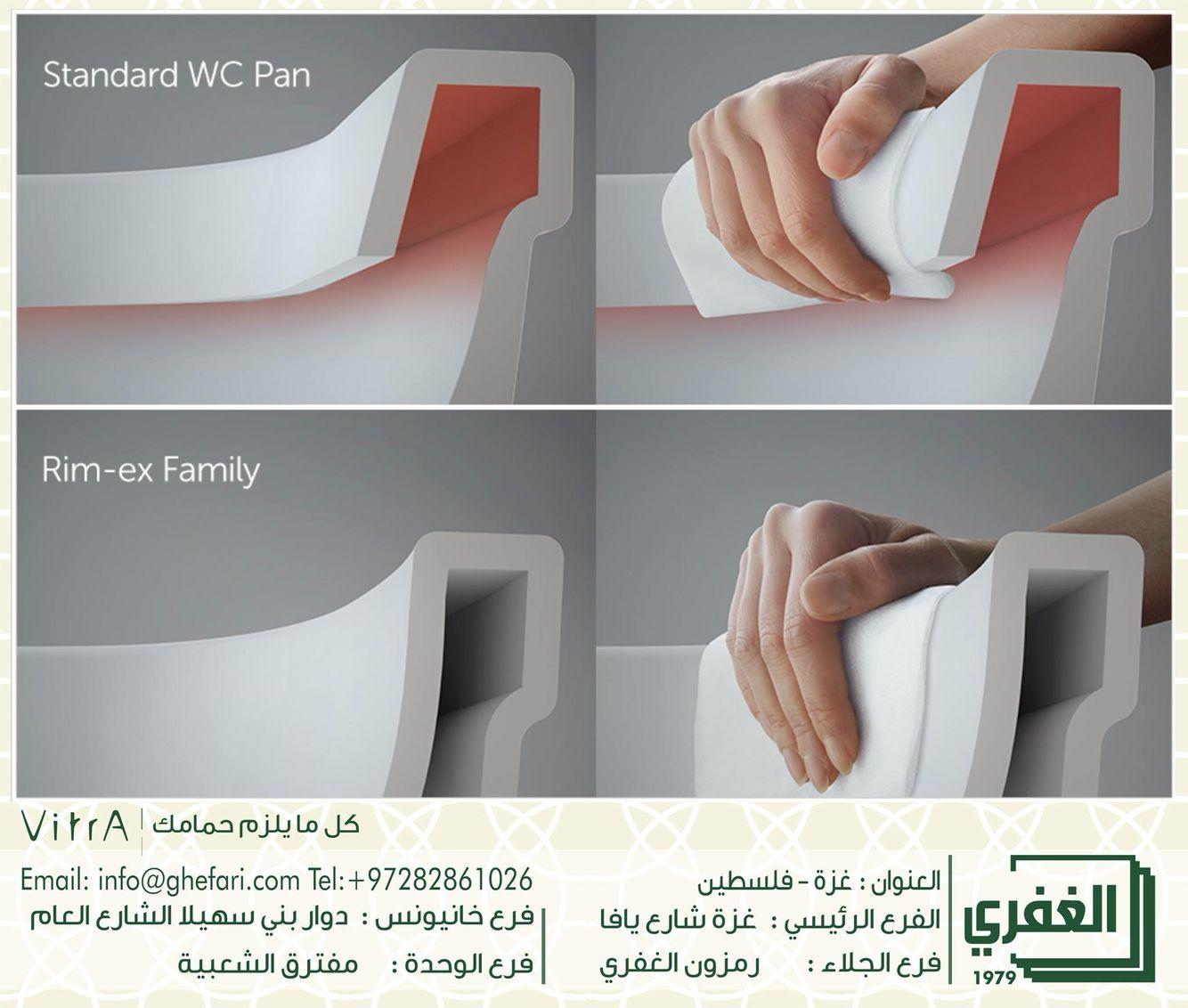 بأختيارك احد منتجات شركة Vitra التركية من احد معارضنا توفر الكثير من الوقت وسهولة في تنظيف كرسي الحمام معلق بدون حفة داخلية وان Home Decor Decor Wearable