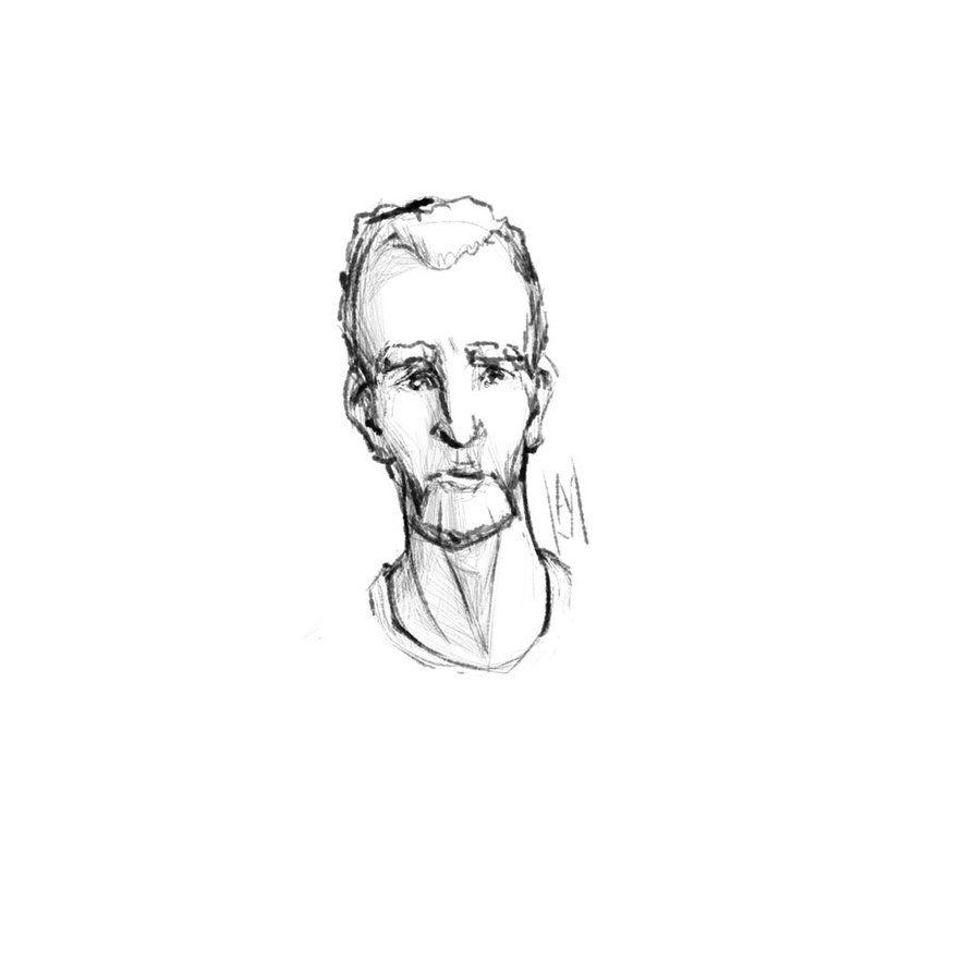 Face doodle WIP by westieslant.deviantart.com on @DeviantArt