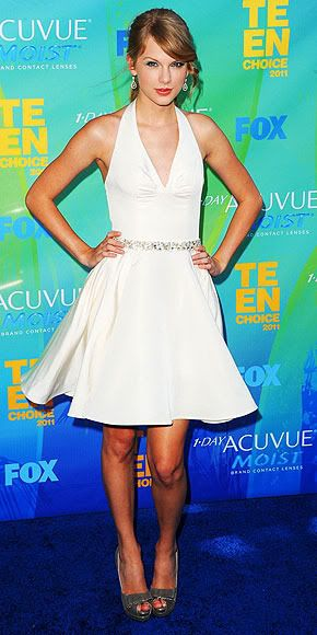 , Taylor Swift 2011 Teen Choice Awards, My Pop Star Kda Blog, My Pop Star Kda Blog