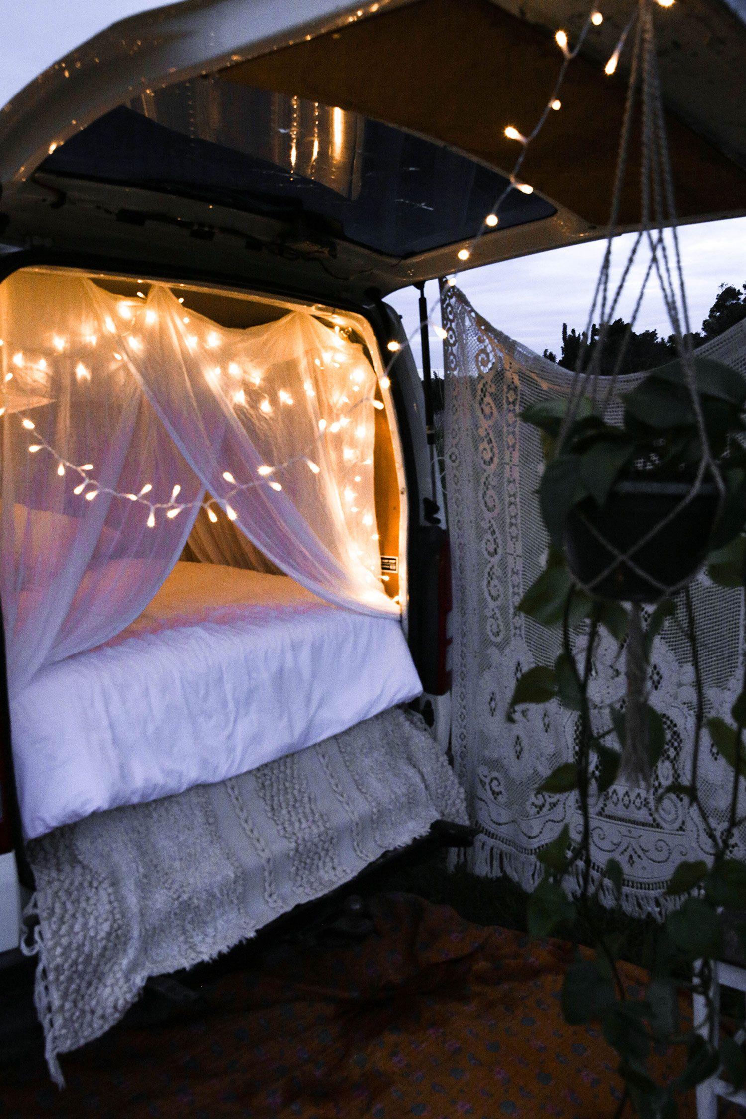 Spell Festival Van Set Up | Bohemia Dreamia | Pinterest | Spaces ...