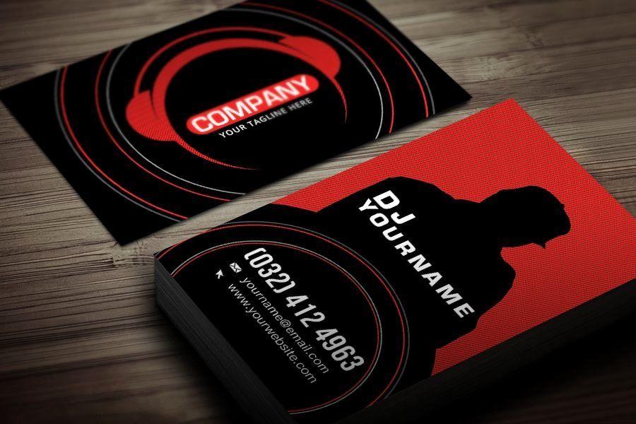 Turntablist Dj Business Card By Iamvinyljunkie On Deviantart Dj Business Cards Printing Business Cards Free Business Card Templates