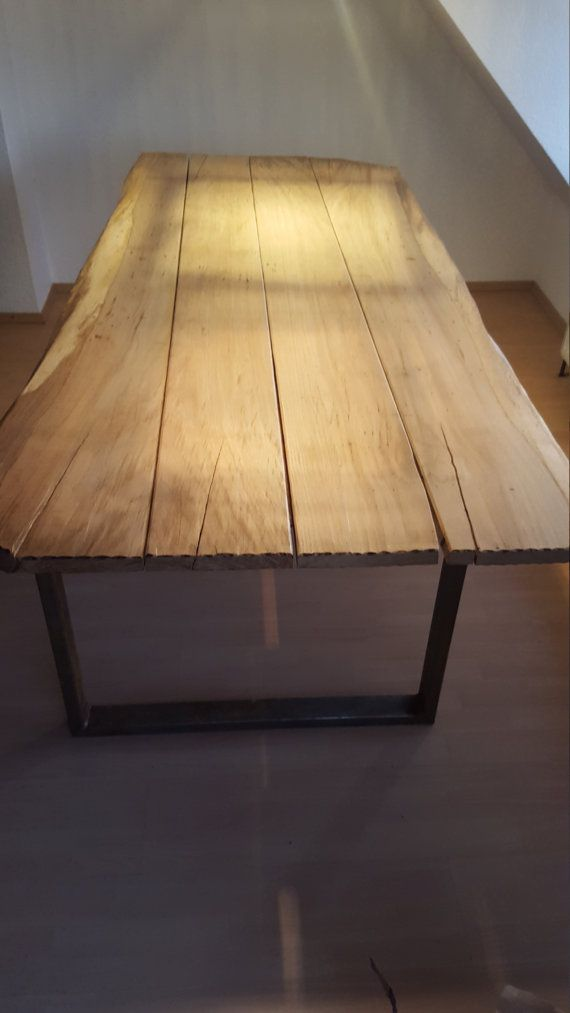 Tisch rustikal u2026 Tische Pinterest Rustikal, Tisch und