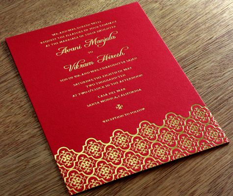 Pin By Marina Fradera On Adding Color To Your Wedding Indian Wedding Invitation Cards Letterpress Wedding Invitations Indian Wedding Cards