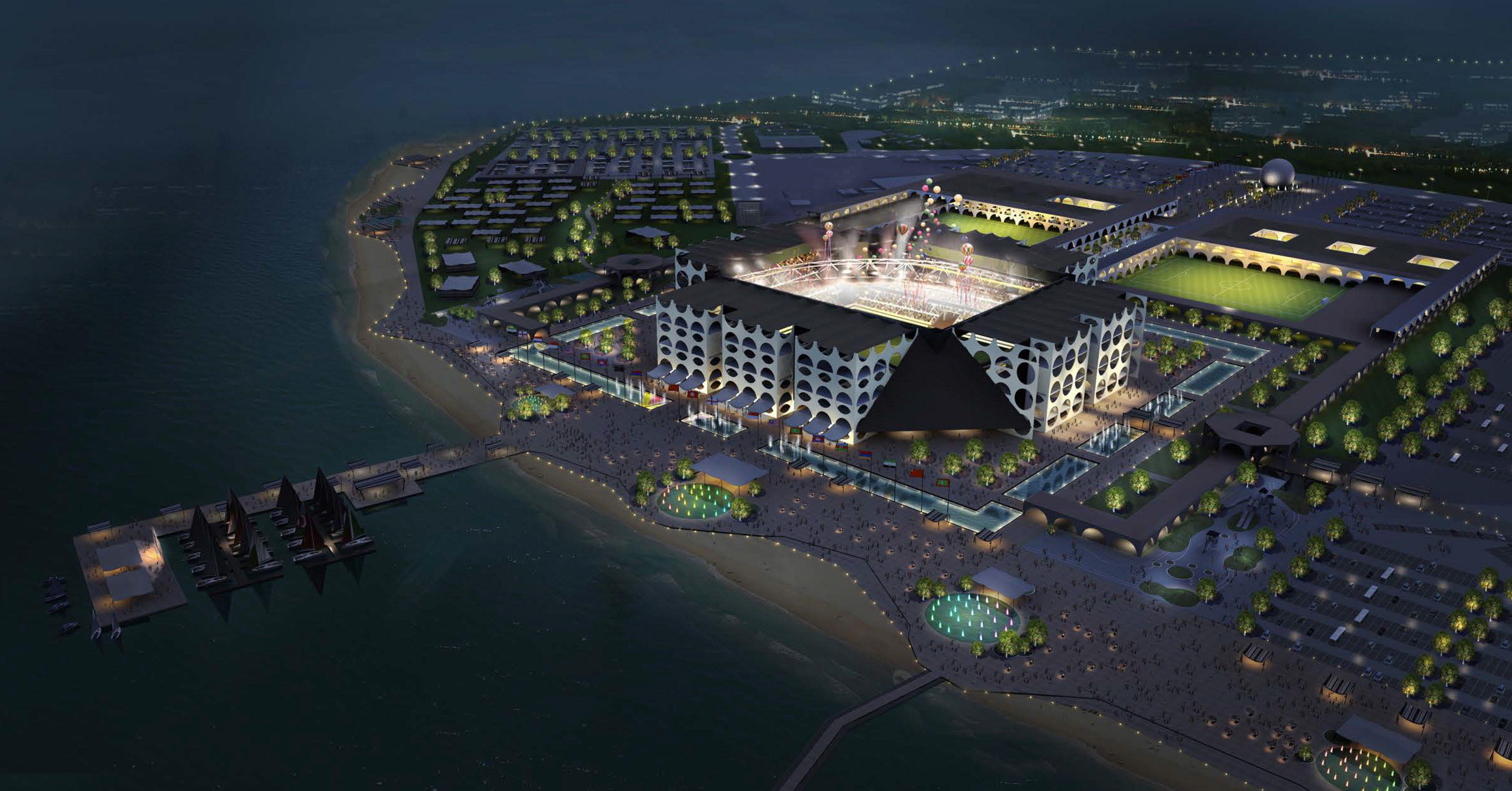 Landscape design and landscape planning for FIFA 2022 ...