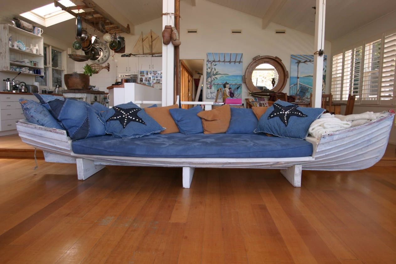 Our boat lounge in my dream home beach house decor for Mobilia furniture hire