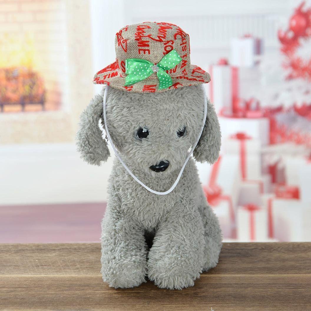 YJYdada Dog Hat Pet Summer Cap Dog Hat Visor Hat Puppy