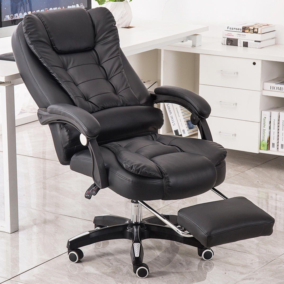 Ergonomic office chair racing gaming chair highback pu