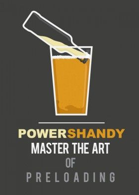 power shandy alcohol humor lol funny drink beverage facts