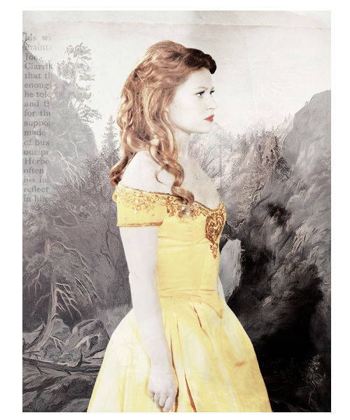 Emile de Ravin. Belle from Once Upon a Time | Inspiration for ...