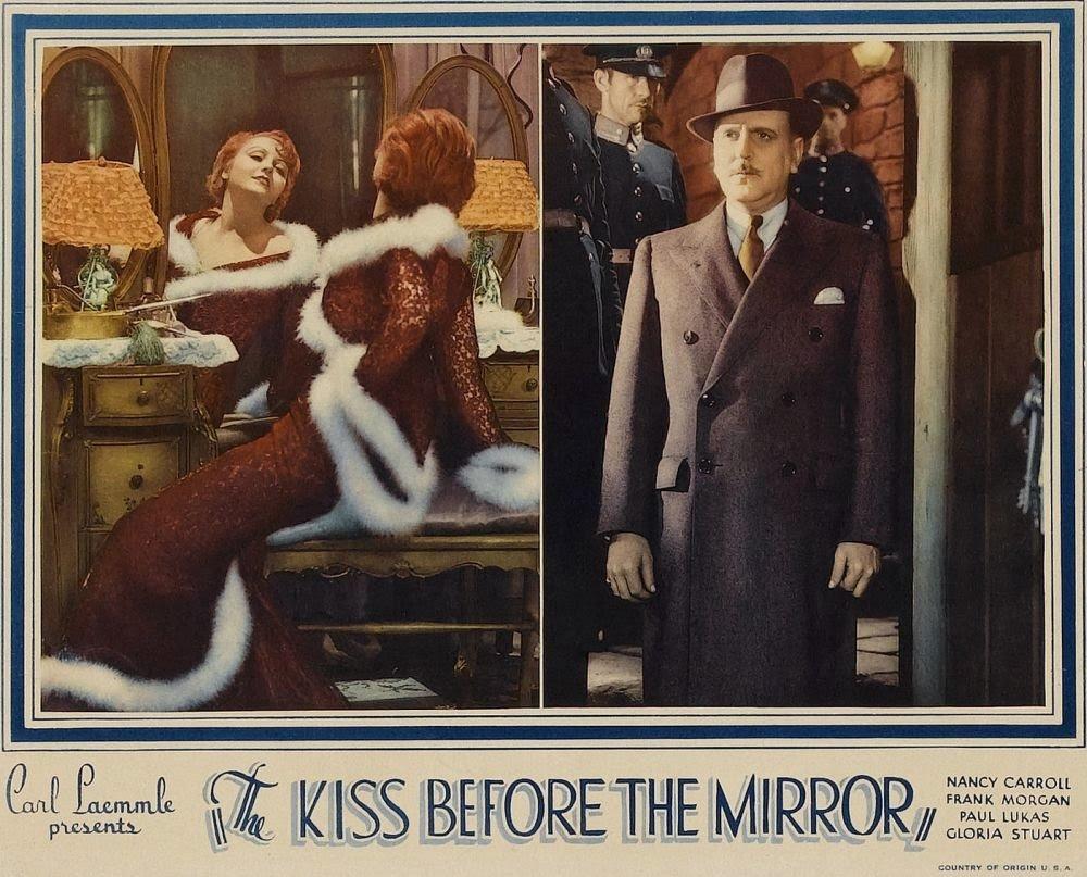 The Kiss Before The Mirror 1933 Dvd R Director James Whale Writers Ladislas Fodor Play As Ladislaus Fodor William Nancy Carroll James Whale Paul Lukas