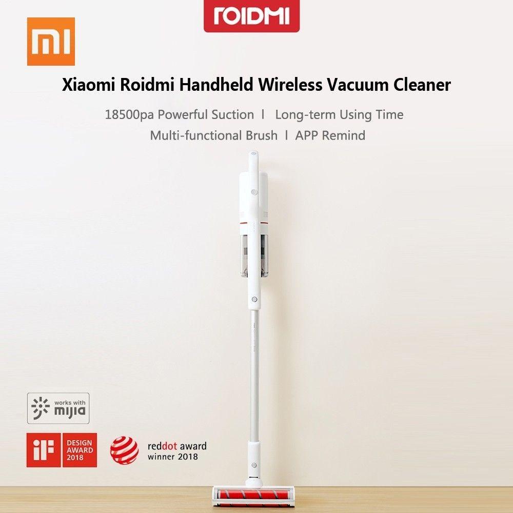 Aspiradora Sin Cables Xiaomi Roidmi F8 Por Solo 219 99 Euros En La