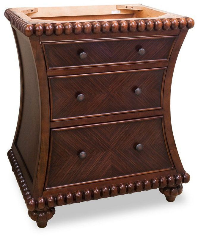 Rosewood Beaded Collection 30 Inch Bathroom Vanity Cabinet Traditional Bathroom Vanity Bathroom Vanity Cabinets 30 Inch Bathroom Vanity
