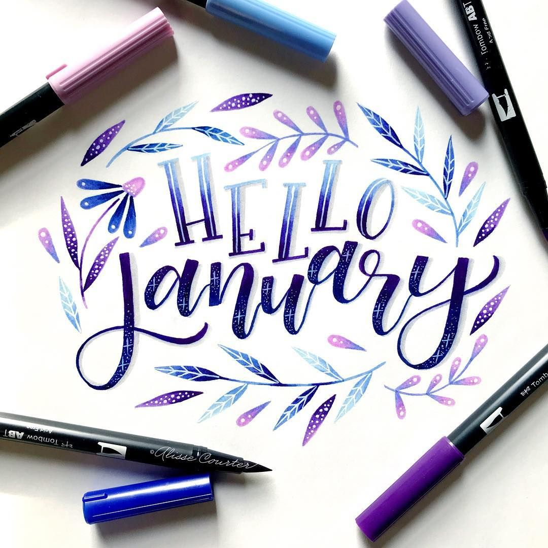 "Alisse Courter on Instagram: ""Hello January! I think this is the latest I've ever posted one of these so obviously 2018 is off to an excellent start� #hellojanuary2018…"""