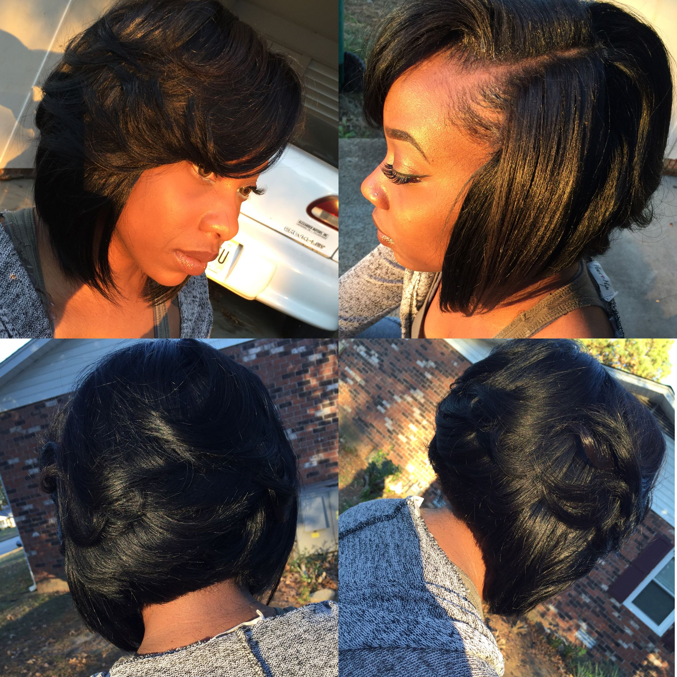 Pretty bob✨ To see more follow Kiki&slim
