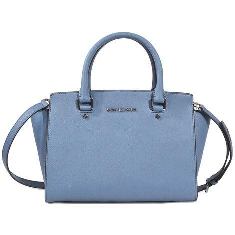 MICHAEL MICHAEL KORS Selma Medium Top Zipped Satchel. #michaelmichaelkors #bags #hand bags #satchel #