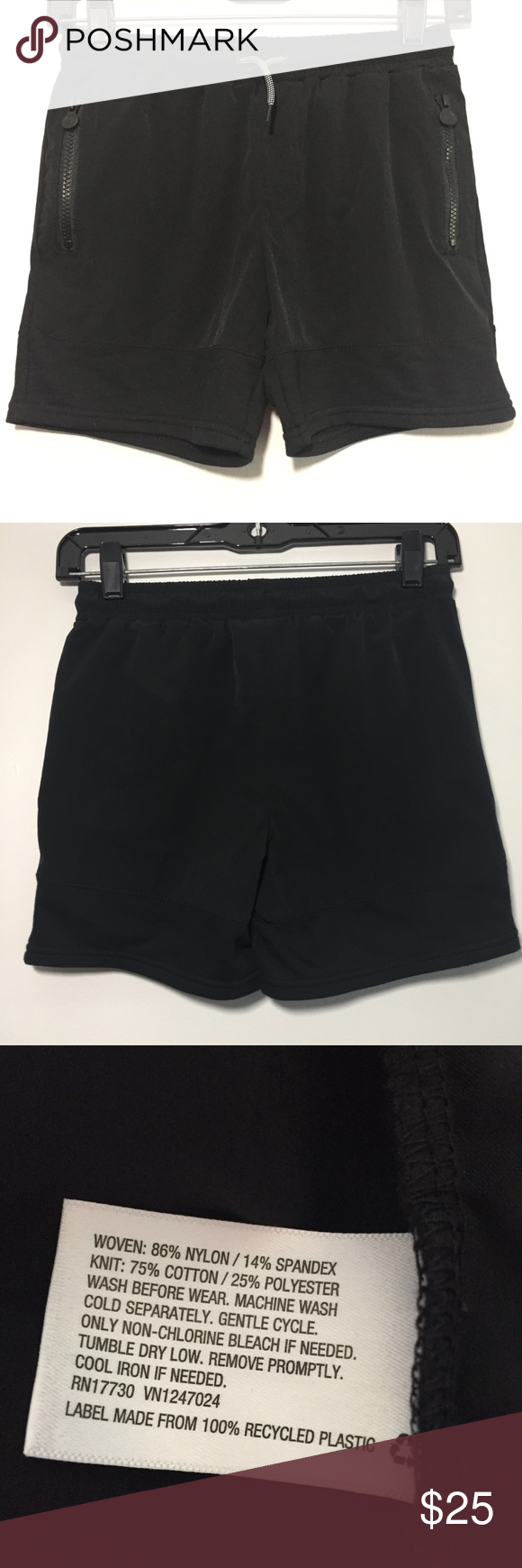 64d93491995e Hunter for Target Black Fitness Shorts Size 8 10 Hunter for Target women s  outdoor athletic shorts I m 0 2 in regular sizes and this 8 10 is tight on  me.