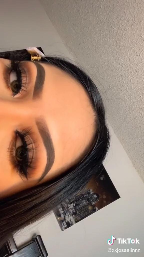 Josalinnnmakeup�(@xxjosaalinnn) on TikTok: A Soft glam � #makeuptutorial #fyp #makeup #foryou