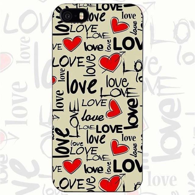 Trendy Girl Love Potion Chill Pills Rock Kitten Iphone Case
