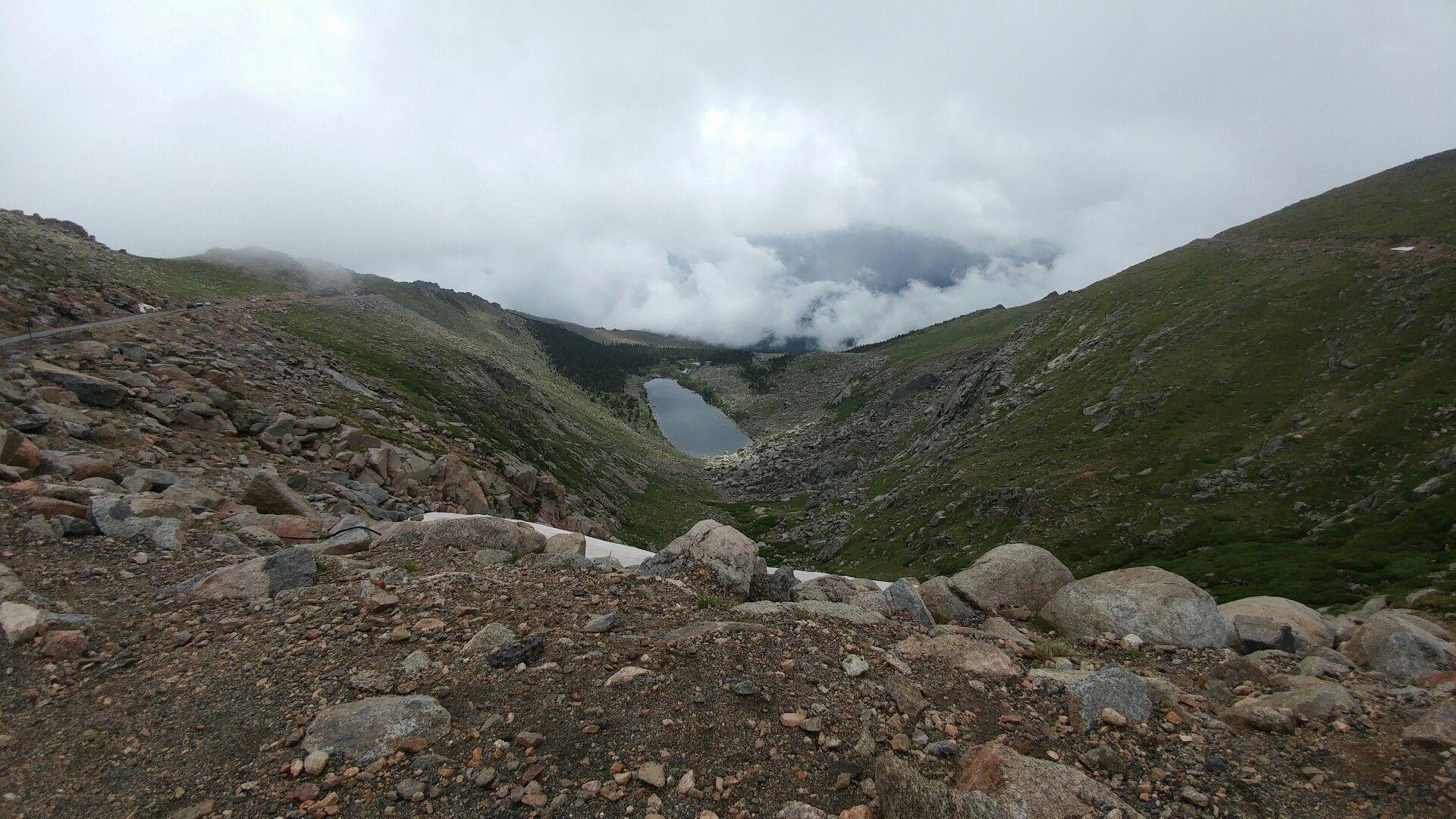 Mount Evans July 2016