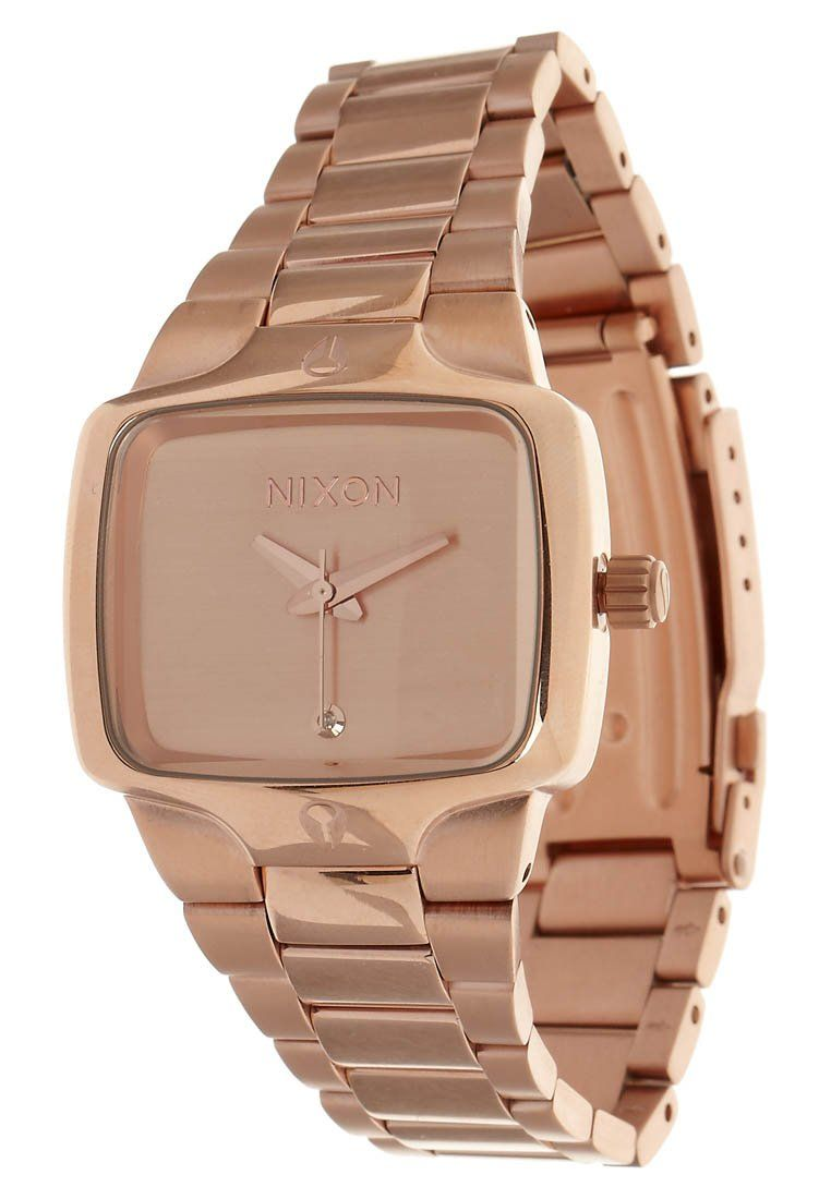 Nixon - SMALL PLAYER - Uhr - roségoldfarben