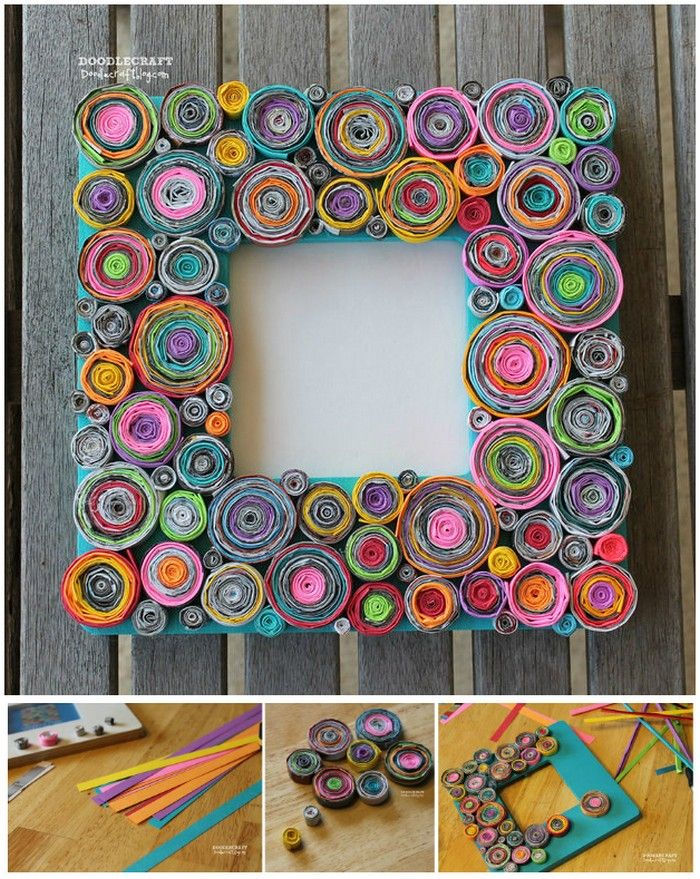 DIY Ideas To Recycle Magazines For Home Décor Magazine