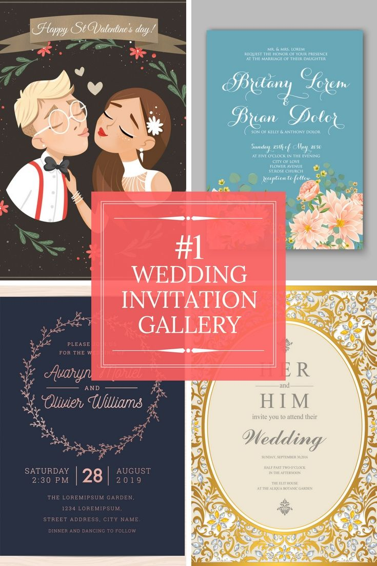 Outstanding Wedding Invitation Cards Design Online For Your Own ...