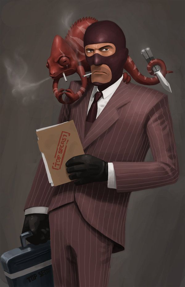 tf2 meet the red spy