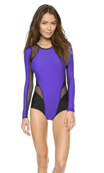 20 Sporty Swimsuits for Summer | StyleCaster