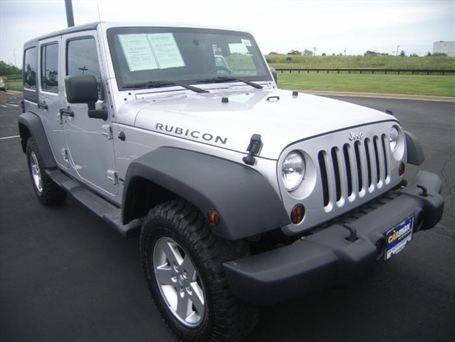 2011 Jeep Wrangler Unlimited Rubicon in Naperville, IL