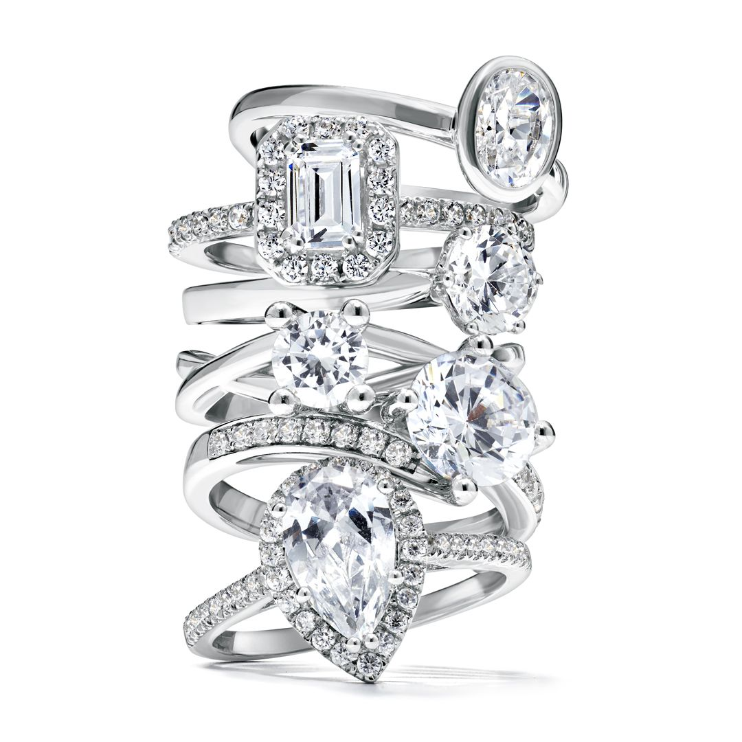 Different types of engagement rings have you picked out your