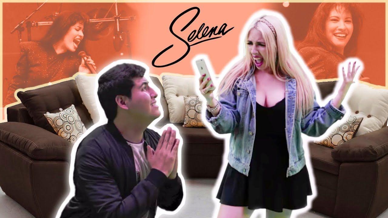 Si la vida fuera una canción de Selena | Queen Buenrostro