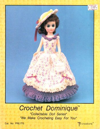 AIR CROCHET DOLL FREE FRESHENER PATTERN | FREE PATTERNS #airfreshnerdolls