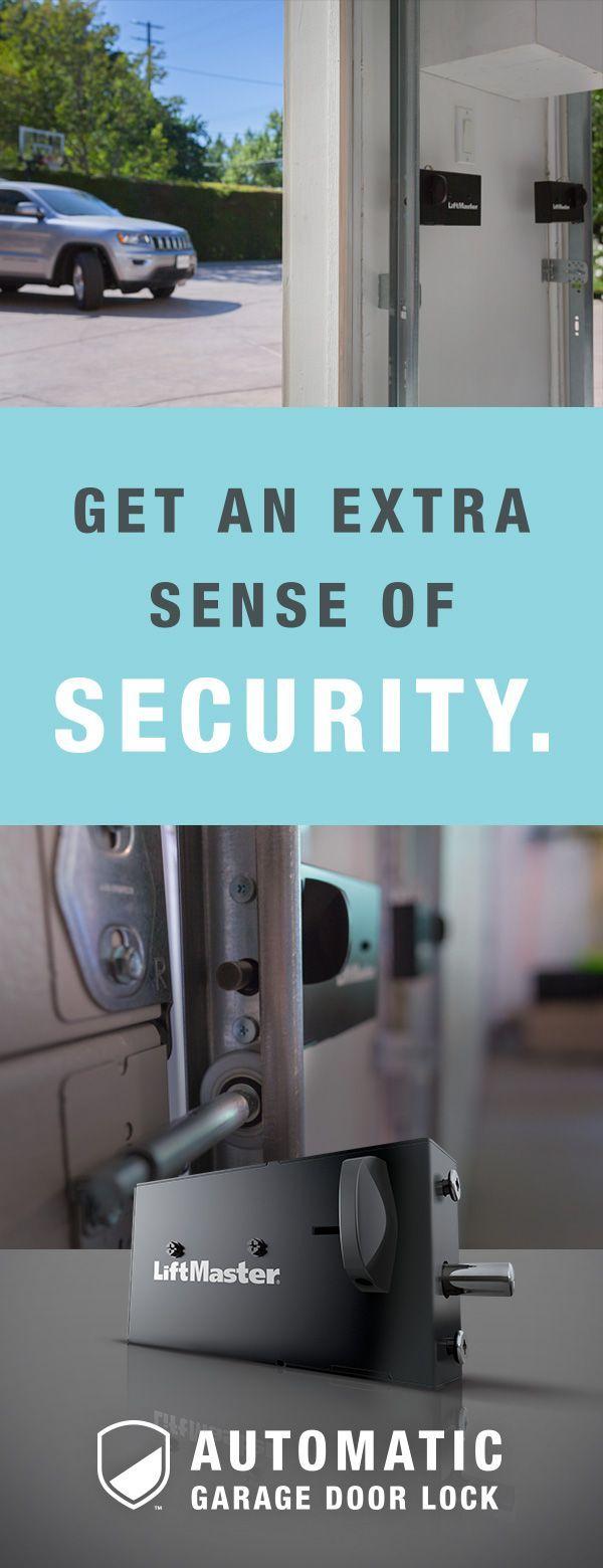 how to unlock garage door from inside