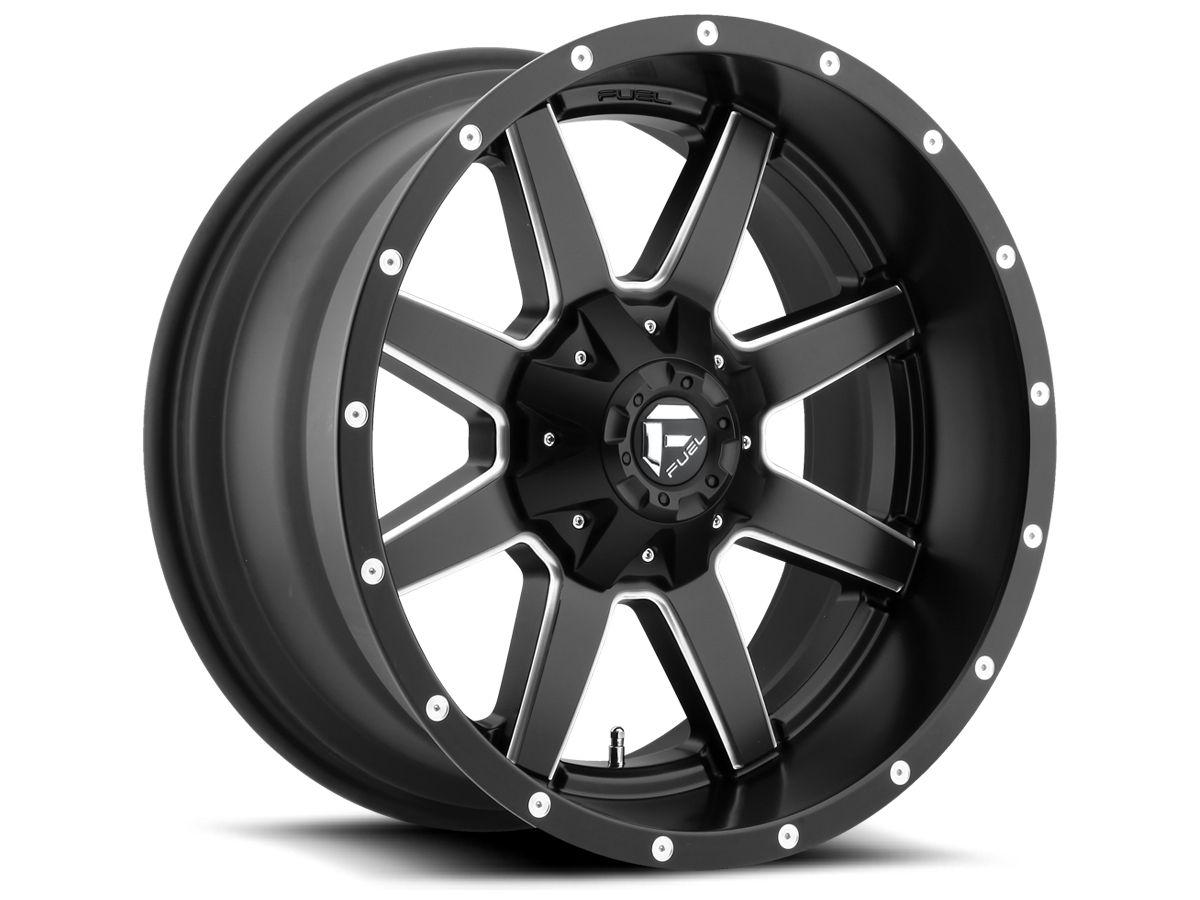 2004 2020 F150 Fuel Maverick 20x9 D538 Wheel 6x135mm 20mm Offset Milled Black D53820909857 With Images Fuel Wheels Fuel Offroad Wheels Wheel Rims