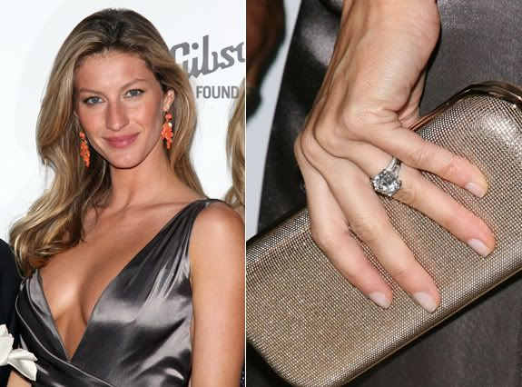 Celebrity Engagement Rings The Envy Of World Wedding