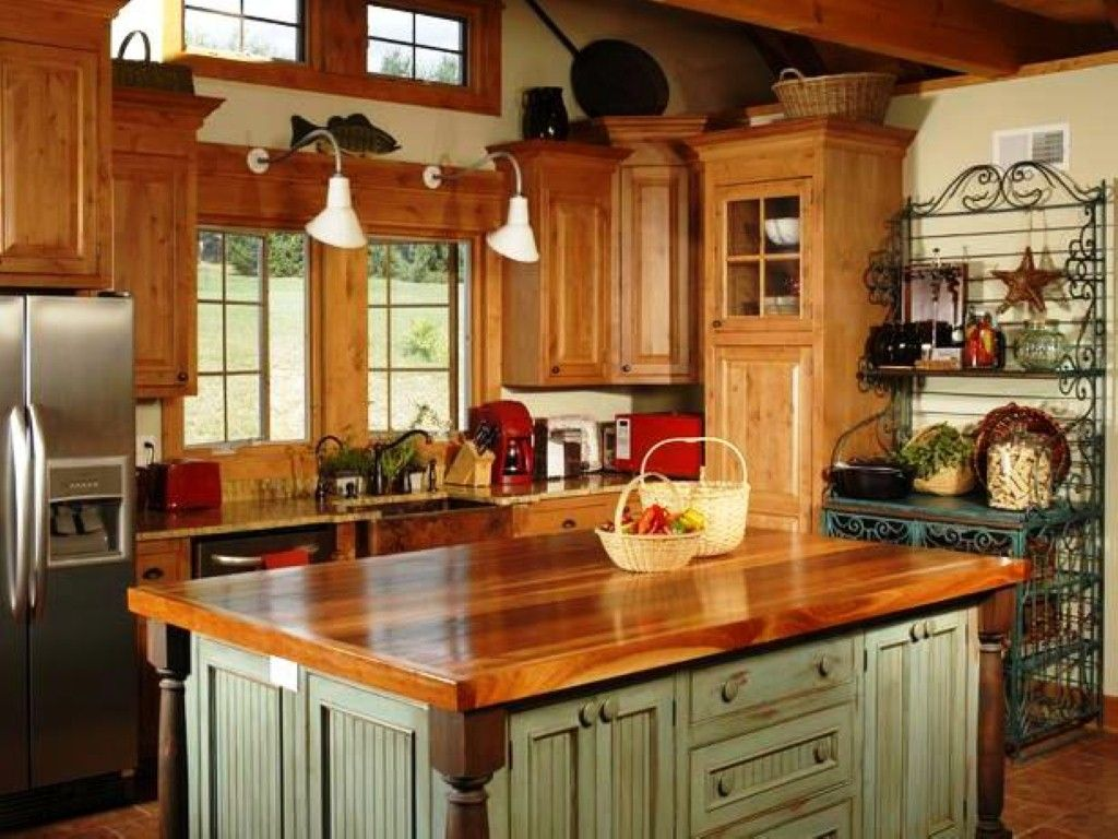 Small french country kitchens country kitchen ideas for small