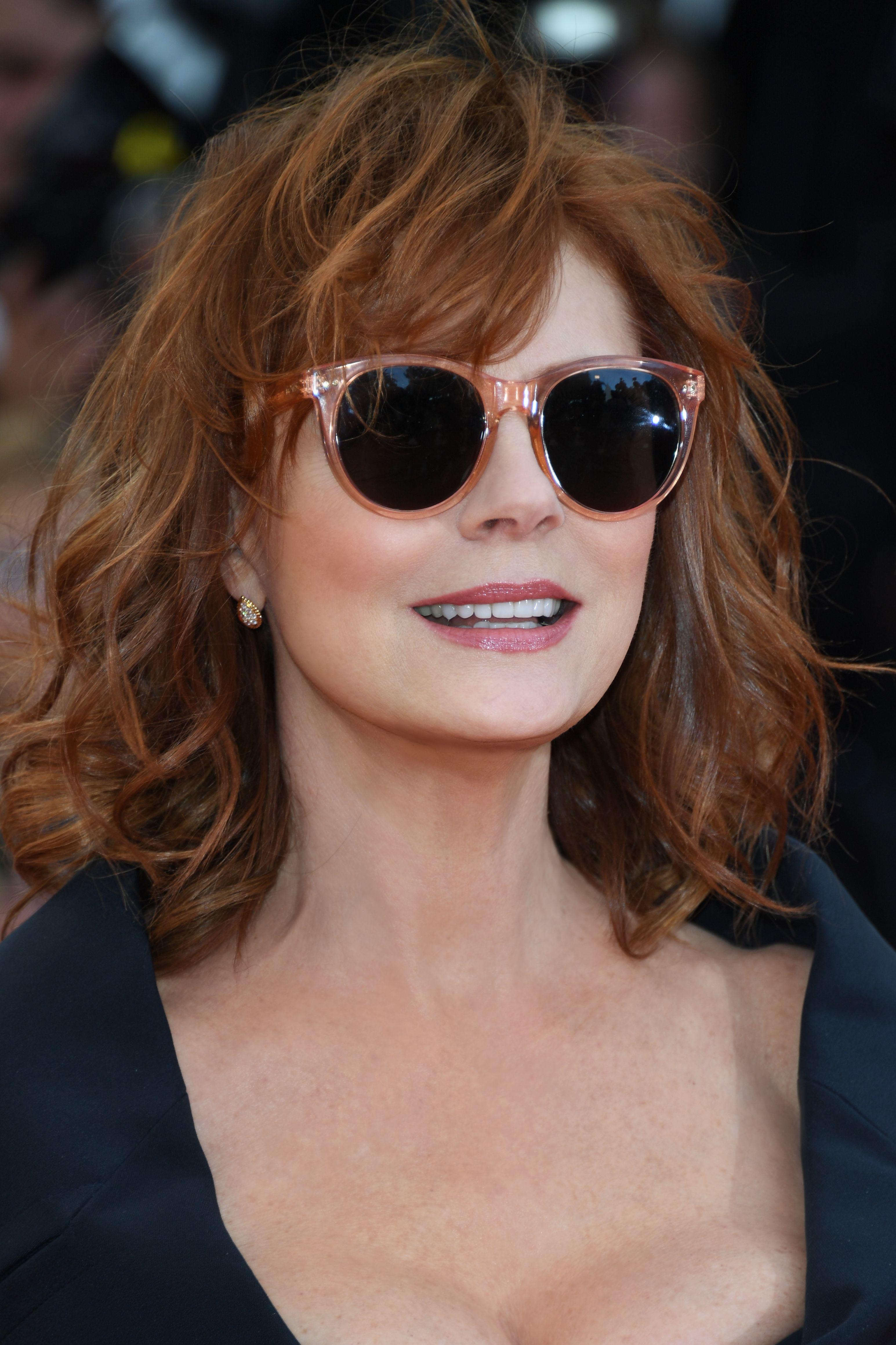 Susan Sarandon - Festival de Cannes 2016 - Jour 2 #lorealcannes2016