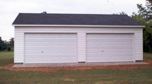 Automatic 12 Ft Garage Door