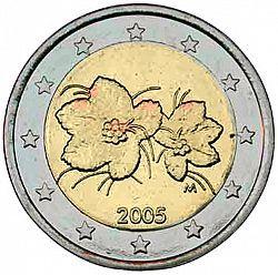 2 Euro Finland 2005 Coins Coin Collecting Euro