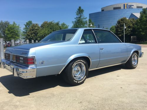 1980 Chevrolet Malibu Blue craigslist – Cars for sale