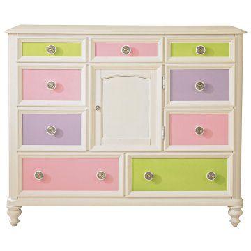 Little Girl S Room Furniture Pulaski Furniture Kids Dressers