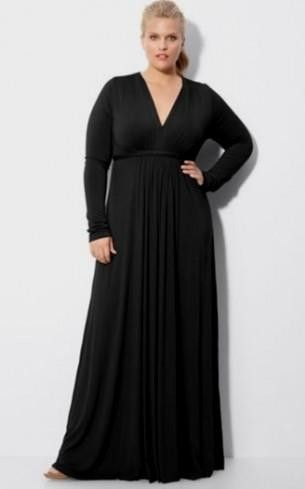 plus dress black long | my fashion dresses | pinterest | manica