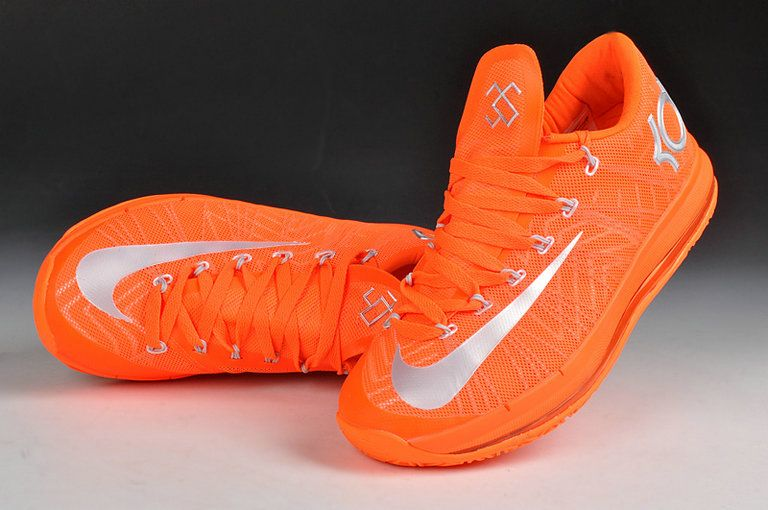 Nike KD 6 Elite Total Orange Metallic