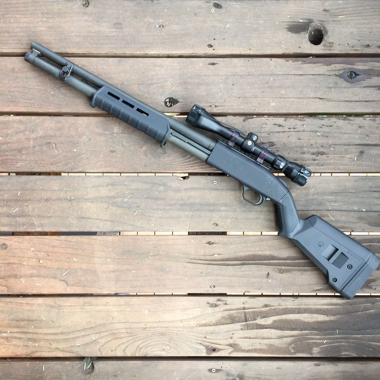 Ati scorpion mossberg 500 price - Mossberg 500 12g Magpul Deer Hunter Scope Tasco 200 Yards