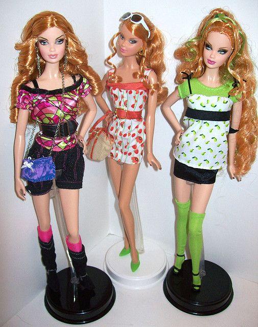 Top Model Summers Beautiful Barbie Dolls Vintage Barbie Dolls Barbie Top