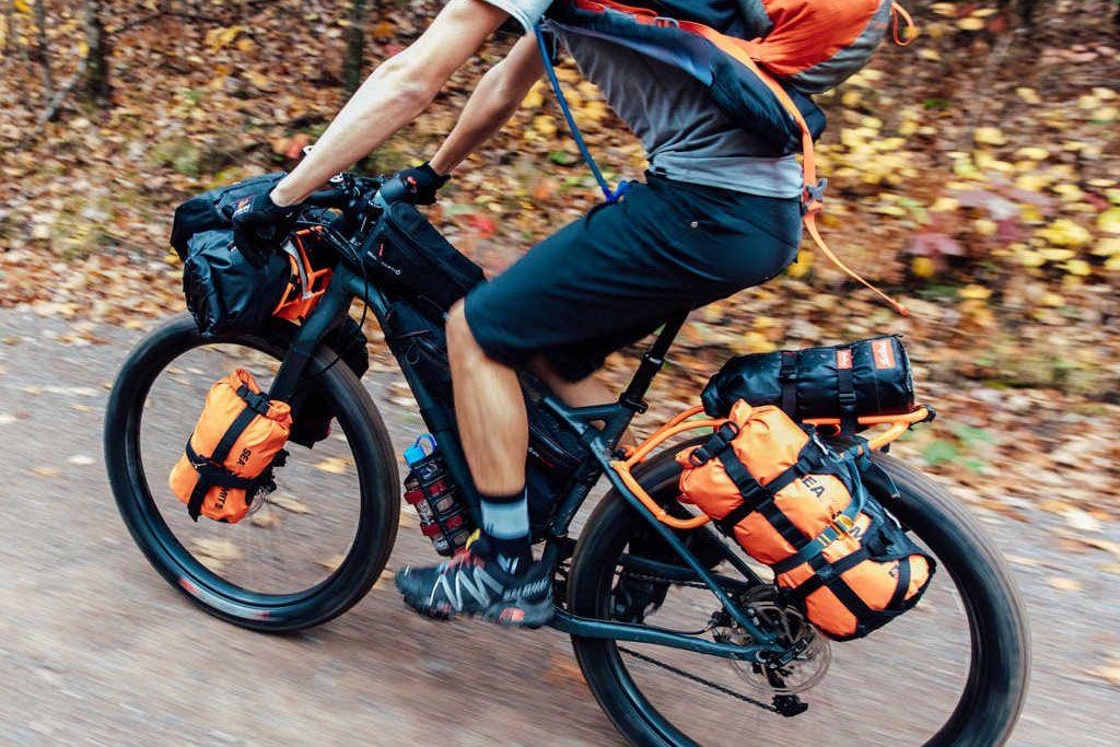 The New 2018 Trek 1120 A Bikepacking Stache Bikepacking Com Touring Bike Trek Bikes Bikepacking