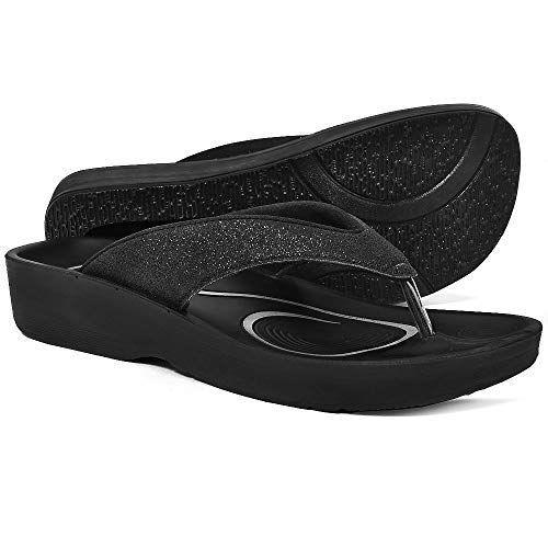Vionic /'Islander/' Men/'s Arch Support Summer SandalsSlip-On Fastening