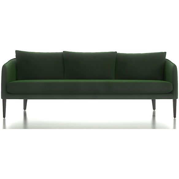 Tremendous Rhys Bench Seat Sofa Reviews Crate And Barrel Living Uwap Interior Chair Design Uwaporg