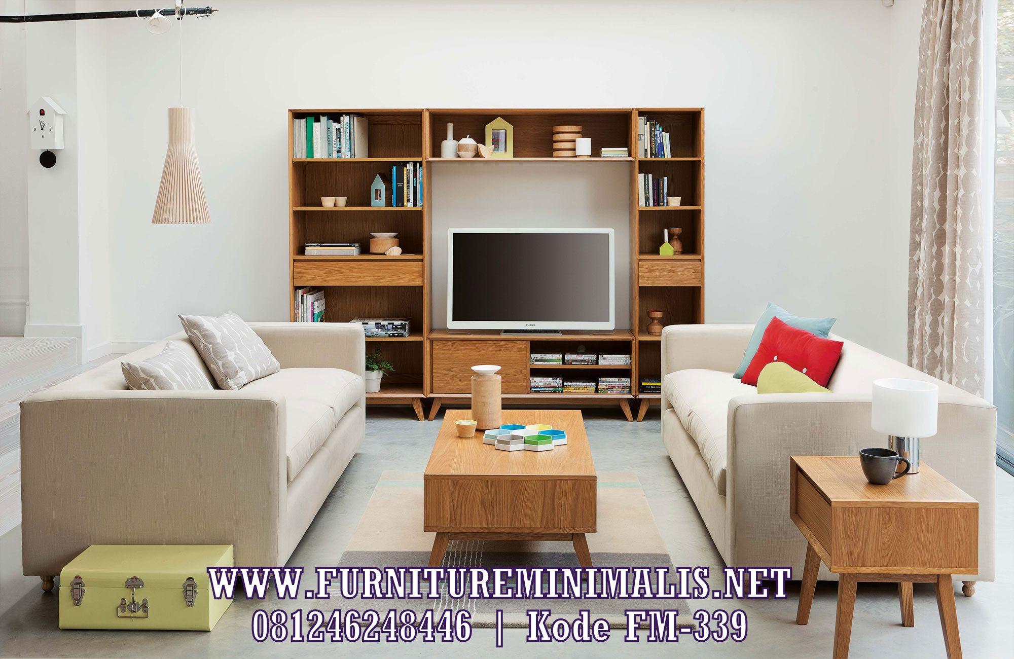 Kursi Sofa Tamu Minimalis Kabinet Rak Tv Kombinasi Rak Buku Murah  # Meuble Tv Angelina